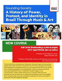 Fall 2019 Course HIST 566/Music 561
