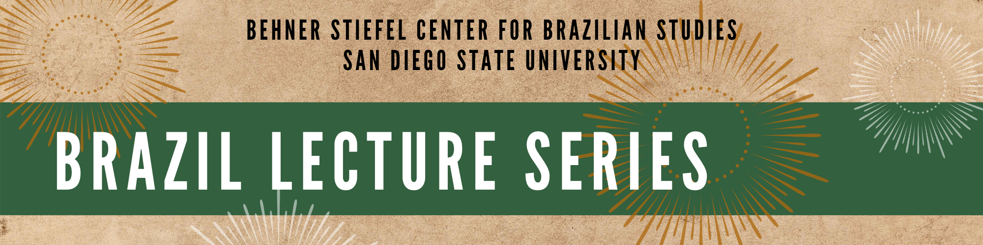 Brazil Lecture Series